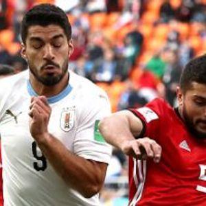Egypt 0:1 Uruguay