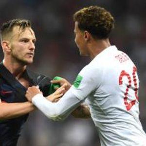 Croatia 2:1 England