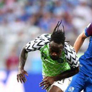 Nigeria 2:0 Iceland