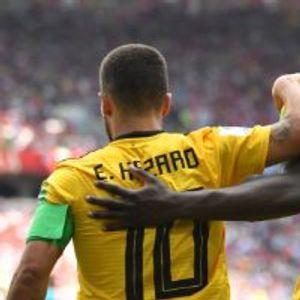 Belgium 5:2 Tunisia