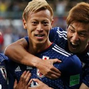 Japan 2:2 Senegal