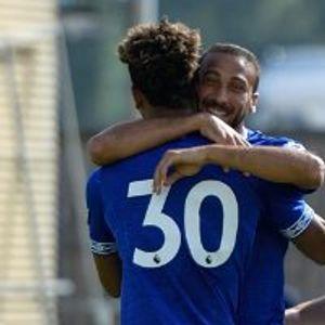 Irdning 0:22 Everton