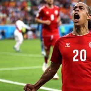 Peru 0:1 Denmark