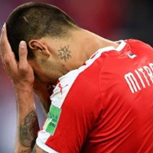Serbia 1:2 Switzerland