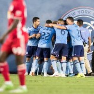 New York City FC 1:0 New York Red Bulls