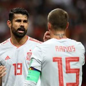 Iran 0:1 Spain
