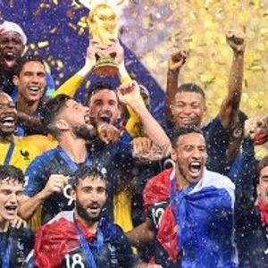 France 4:2 Croatia