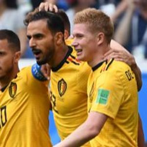 Belgium 2:0 England