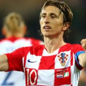 Croatia 2:0 Nigeria