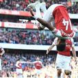 Arsenal 2:0 Everton