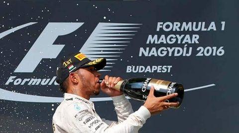【F1匈牙利站】「黑帝」奪冠  總成績壓羅斯保上榜首