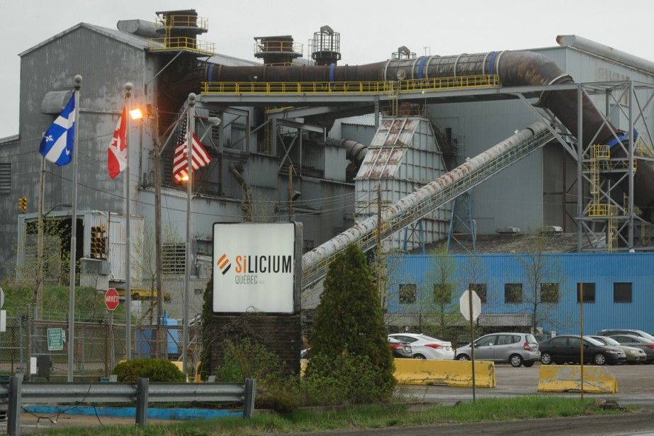 Québec aidera l'usine de siliciumde Bécancour avec un rabais sur l'électricité | André Dubuc | Québec