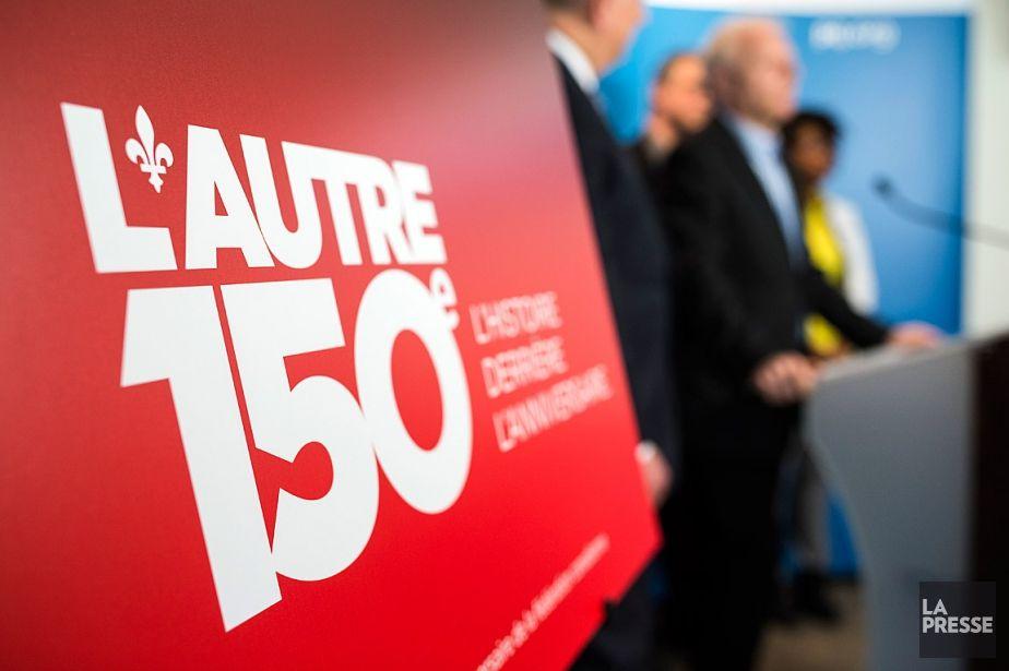«L'Autre 150e»: la CAQ juge la campagne du PQ «de mauvais goût» | Lia Lévesque | Politique québécoise