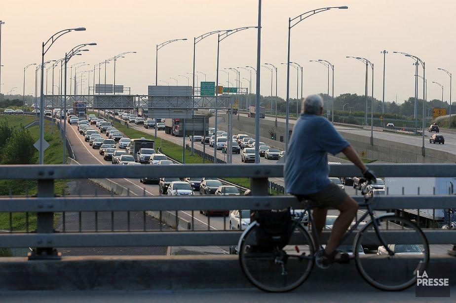 Toronto et Montréal comptent les huit pires points d'engorgement routier au pays | Michelle McQuigge | National