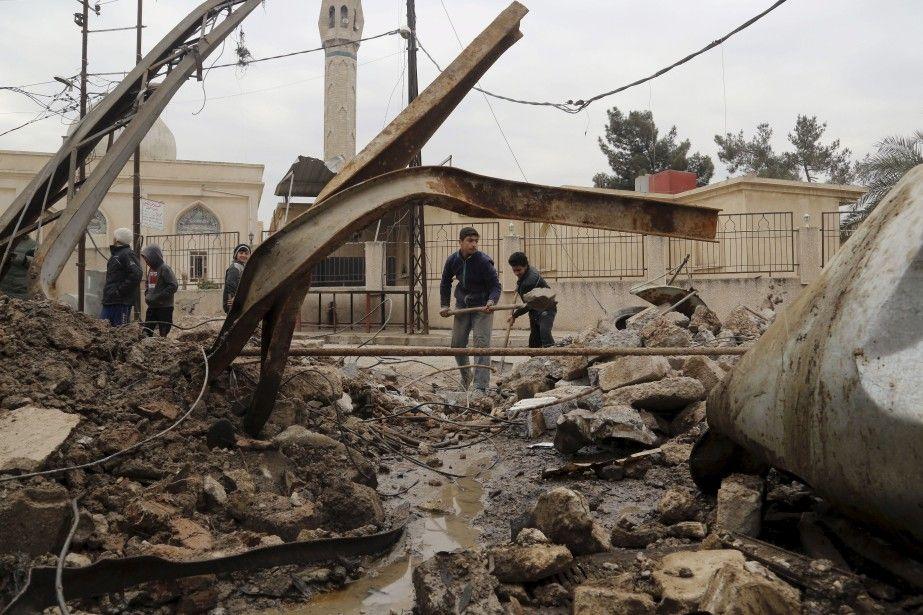 Une offensive lancée sur Mossoul pour déloger l'EI | Le groupe État islamique