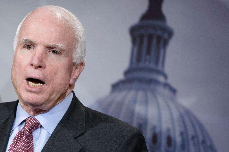 John McCain: «c'est comme ça que les dictateurs commencent» | États-Unis