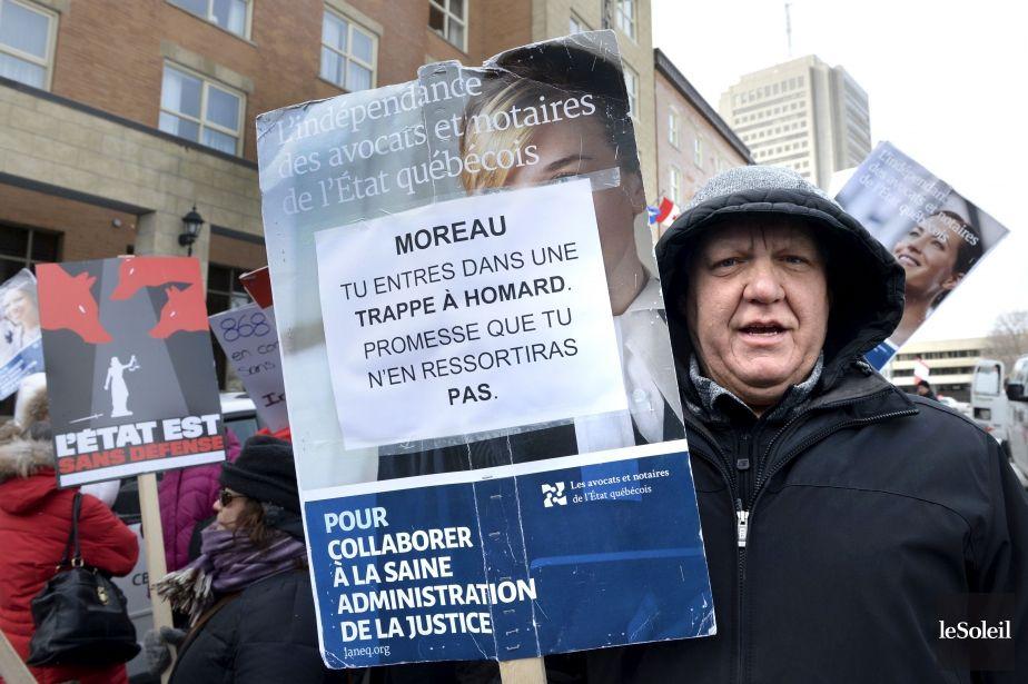 Les avocats et notaires de l'État québécois vous remercient   Point de vue   Points de vue