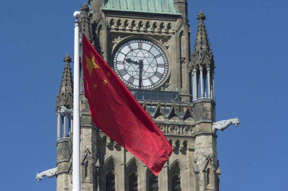 Controverse chinoise à Ottawa | MAXIME BERGERON | Politique canadienne