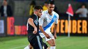 國際友誼賽精華 - 阿根廷 3-0 危地馬拉︱盧施素世界波破網 施蒙尼之子首...