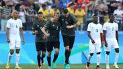 奧運足球精華 – 尼日利亞 0-2 德國| 德國兩球小勝超霸鷹 殺入奧運男足決...