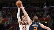 上一次Kyle Korver披起爵士球衣時,NBA是怎樣的?