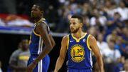 Steve Kerr: 為KD布置了一些戰術 他說把球給Curry