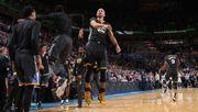 【NBA精彩回顧】勇士 vs 雷霆丨Stephen Curry在加時賽的絕殺三分!