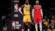 LeBron James 希望 Carmelo Anthony 加盟湖人?