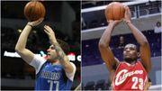 新秀賽季數據比較!Luka Doncic 更勝 LeBron James 當年的表現?