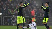【歐聯】 賽後分析﹕巴素利 1-4 阿仙奴