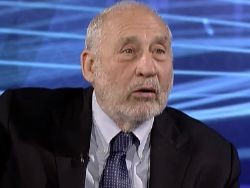 """Joseph Stiglitz: Trump Presidency Would Be A """"Nightmare"""" -- He Could """"Bankrupt the Country"""""""