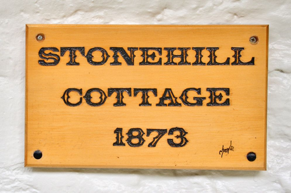 Historic Stonehill Cottage - 1873