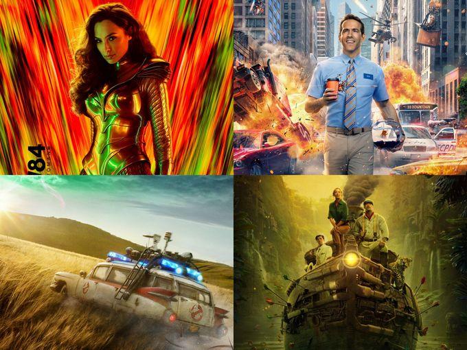從《神奇女俠1984》到《捉鬼敢死隊》!4部2020年夏日猛片的預告片!!
