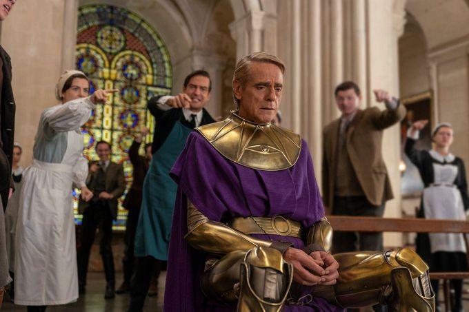 [觀後感]《保衛奇俠》(WATCHMEN)第一季:我們與神的距離(嚴重劇透)