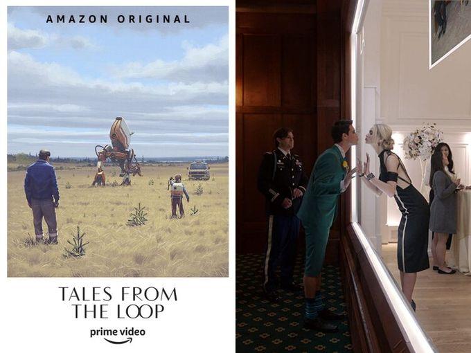 4、5月Amazon科幻新劇!《迴路奇譚》、《上傳人生》預告片!!