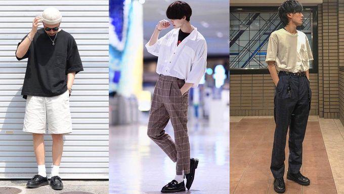 男生增高穿搭術—跟著日本型男這樣穿!