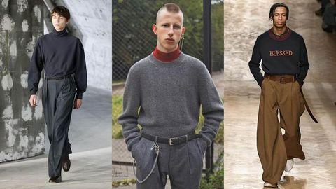 秋冬穿搭欠靈感?教你用一件衛衣襯出七個潮男造型