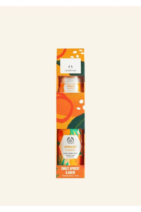 SWEET APRICOT & AGAVE FRAGRANCE DUO