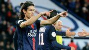 曼聯將出價3200萬鎊求購巴黎聖日耳門前鋒卡雲尼