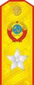 1943年-1955年苏联元帅礼服肩章