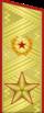 1980年-1991年苏联大将礼服肩章