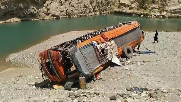 Unfall in Pakistan: 18 Tote und 41 Verletzte