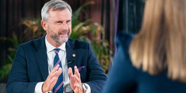 FPÖ-Chef Hofer: Straches Antreten ist mir relativ egal
