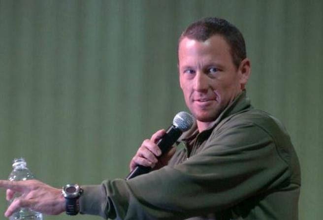 Armstrong confessa «Dopato à 21 anni per quello è venuto cancro»
