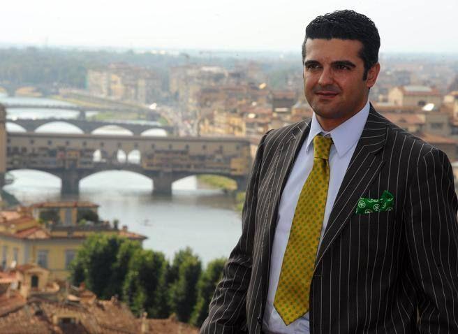 Claudio Morganti eurodeputato della Lega arrestato per furto