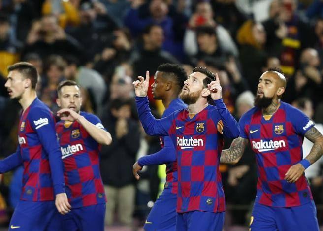 Barcellona 5 calciatori 2 membri dello staff positivi maggio ora sono guariti