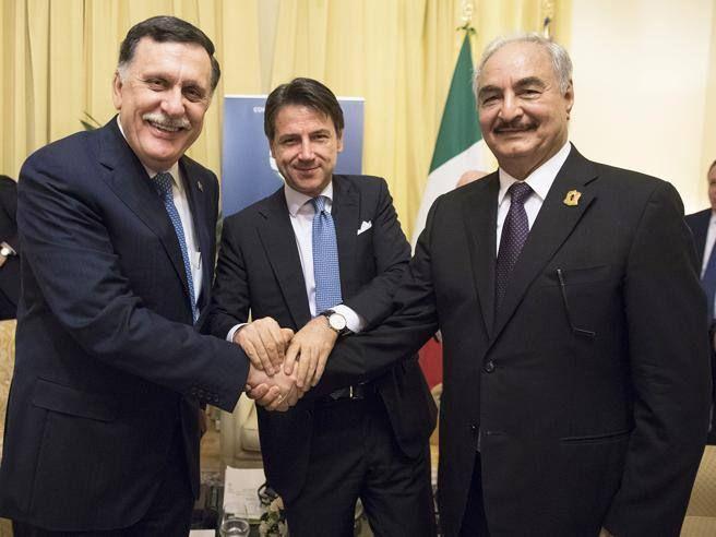 Per grandi potenze Libia è tempo pace?