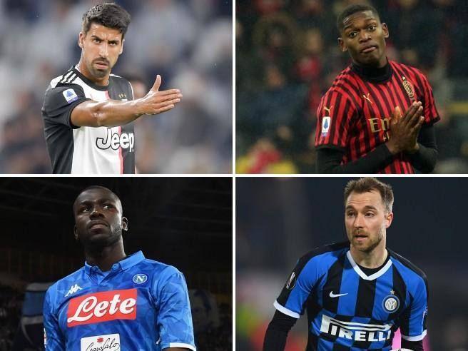 Coppa Italia delle seconde occasioni venerdì Juventus