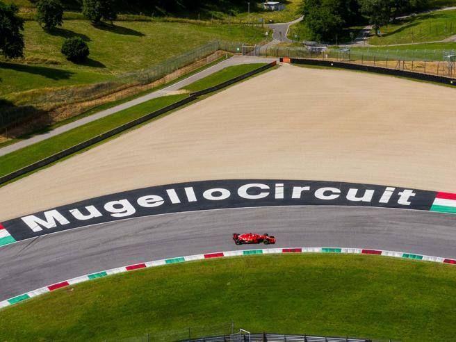 Formula 1 del Mugello è ufficiale Ferrari correrà qui suo 1000°