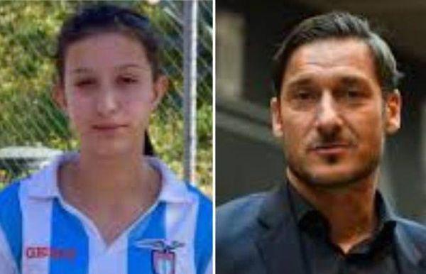 La calciatrice della Lazio esce dal coma dopo 9 mesi (sentendo la voce di Francesco Totti)